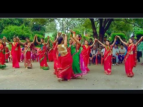 New Teej Song 2072 (Chhoto Chhoto Jama) - New Teej Geet 2072