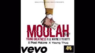 Lil Wayne - Moolah REMIX (Extended) ft. Young Thug, Post Malone, Yo Gotti, Young Greatness