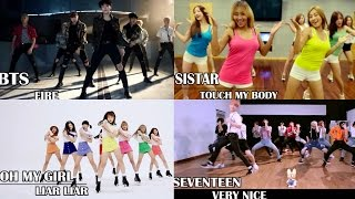 🔷 KPOP Random Play Dance With Mirrored Videos Part 1 🔷