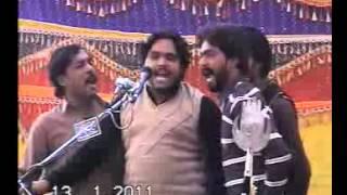 Urdu Qasida by zakir Qazee sharafat ali nasir maen lam ya lid hoon