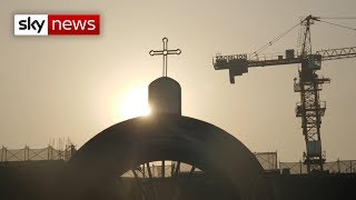 China closing Christian churches in Easter crackdown
