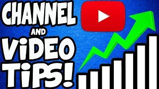 How To Improve Your YouTube Channel and Videos