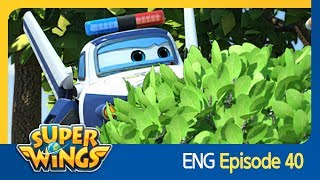 [Super Wings] EP 40 - Toy Trackers(ENG)