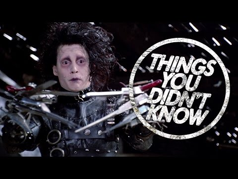 watch 7 Things You (Probably) Didn't Know About Edward Scissorhands!
