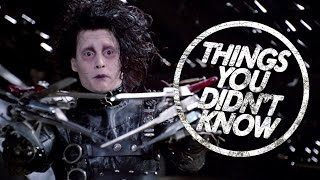 7 Things You (Probably) Didn't Know About Edward Scissorhands!