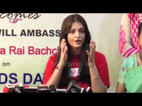 Xxx Mp4 Sex Education Is Important UNAIDS International Goodwill Ambassador Aishwarya Rai Bachchan 3gp Sex