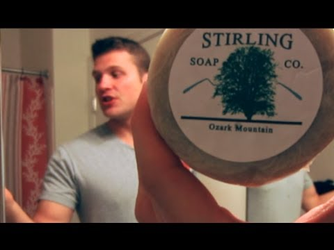 Stirling Shaving Soap - Shave Review
