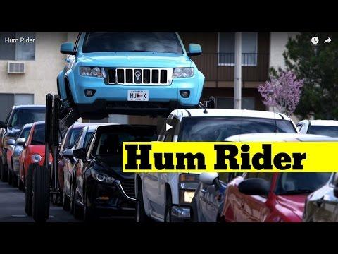 HUM RIDER Mobil Anti Macet Anti Banjir
