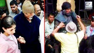 Amitabh Bachchan Falls Ill While Shooting for Thugs of Hindostan | LehrenTV