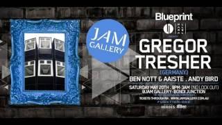 Gregor Tresher - Live @The Jam Gallery(Sydney) 20.05.2017
