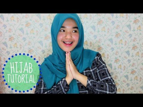 My Simple Daily Hijab Style!♡ (Indonesia) || Nada Syifaa
