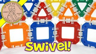 Swivel Snaps The Snap Together Construction Building Set