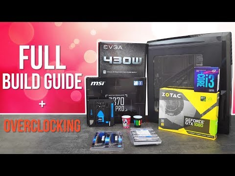 How To Build A Gaming PC FULL Beginners Guide