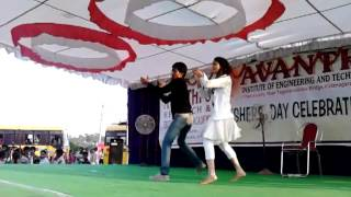 avanthi engg college vizagAVEV freshers duet