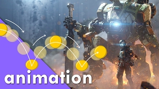 Titanfall 2: Animation reel