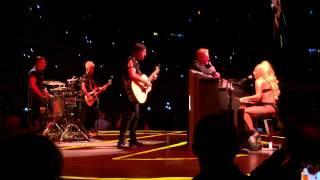 U2 Feat Lady Gaga  Ordinary Love  New York City Night 5  July 26th 2015
