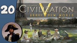 Civilization V Daily #2: France - Part 20