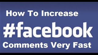 How to get more Comments on your facebook Profile Pictures