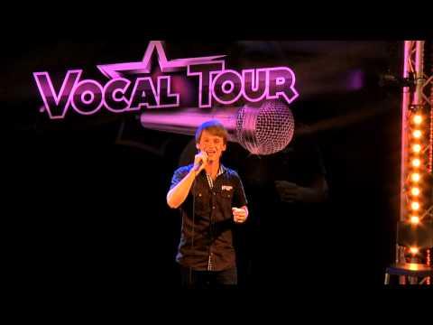 SOS d un terrien en détresse Demi Finale du VocalTour Michael Agrapart