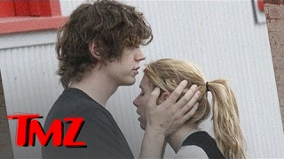 Emma Roberts Arrested For Domestic Violence With Boyfriend Evan Peters | TMZ