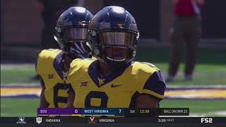 NCAAF 2017 9 9 East Carolina at West Virginia 720p60