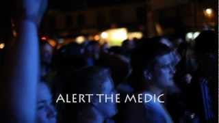 Alert The Medic - Hanna and the Ocean - Live at the Riverfront Jubilee 2012