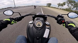 2016 Indian Chief Dark Horse - Test Ride Review