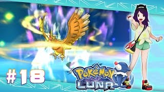 Pokémon Luna #18 - ¡El poder de los Ataques Z!