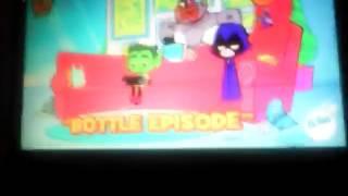 Teen  Titans  Go  la botella graciaosa,serie de plasma ;-) ;-) ;-) ;-) ;-) ;-) ;-)