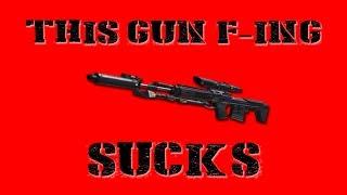 This Gun F-ing Sucks SVU ASS