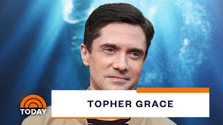 Topher Grace On 'Black Mirror' And His 'Nerdy' Hobby | TODAY