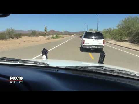 FNN Arizona man invents device to stop high speed pursuit suspects