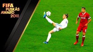 FIFA Puskas 2018 ᴴᴰ • 100 Amazing Goals of the Season 2017/18