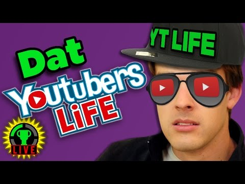 This Game is TOO REAL Youtubers Life