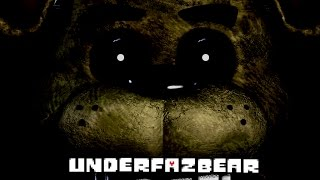 Undertale AU [UnderFazbear] Once upon a Pizzaria (Made in Lbp)