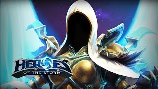 ♥ Heroes of the Storm (Live Stream) - Not Dead. Hero League Time. (10-9)
