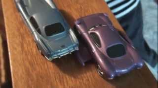 Pixar Cars 2 , The BIG Tower