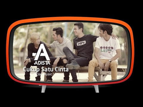 Download Adista - Cukup Satu Cinta (Official Music Video) On ELMELODI.CO