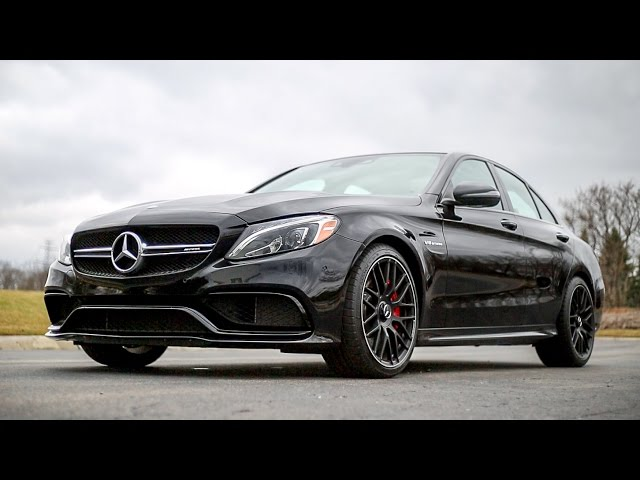 '17 Mercedes C63 AMG S Review - Why It's Better Than An M3