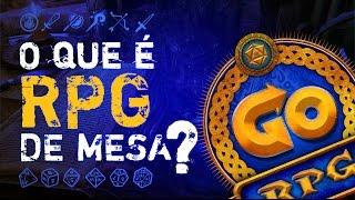 O Que é RPG DE MESA? Como Jogar RPG DE MESA • Dungeons & Dragons •  D&D 4.0 •