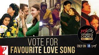 Favourite Love Song | YRF Viewer
