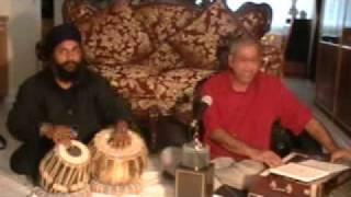Kafi Bulle shah by ustad Devinder Bassi Ranja Jogda....
