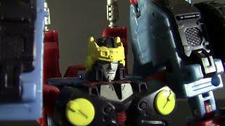 Cybertron Defense Hot Shot (Random Review)