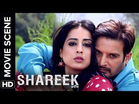 Mahie Gill & Jimmy Sheirgill flirt with danger | Shareek | Movie Scene
