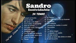 SANDRO de AMERICA. . .INOLVIDABLE...(24 Temas)