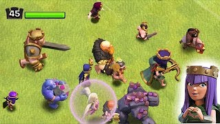 HAPPY VALENTINES DAY RAID!! | Clash Of Clans | ALL GUY vs. ALL GIRL!