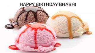 Bhabhi   Ice Cream & Helados y Nieves - Happy Birthday