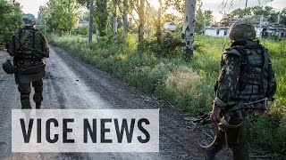 Holding The Line For Another DNR Assault: Ukraine