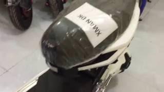 Xe máy điện Xman 2016