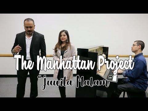 Juwita Malam (cover) by The Manhattan Project [Tasya Kamila, Nial Djuliarso, Iman El Hassan]
